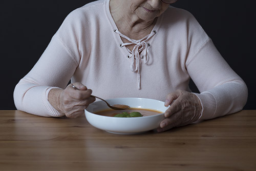 A Loss of Appetite in the Elderly in Gainesville, GA